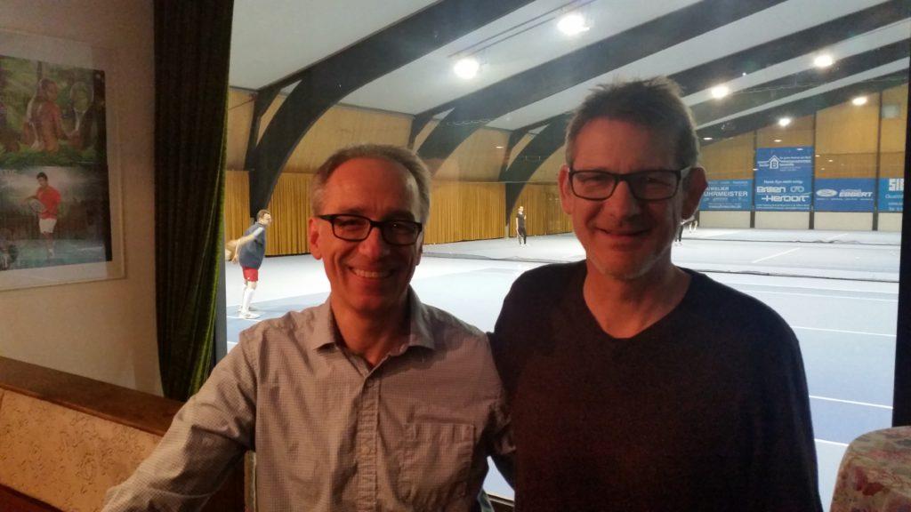 Thomas Günther und Nils Gorges