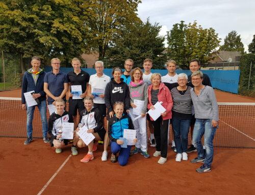 Rietberger Tennis-Stadtmeisterschaften 2019
