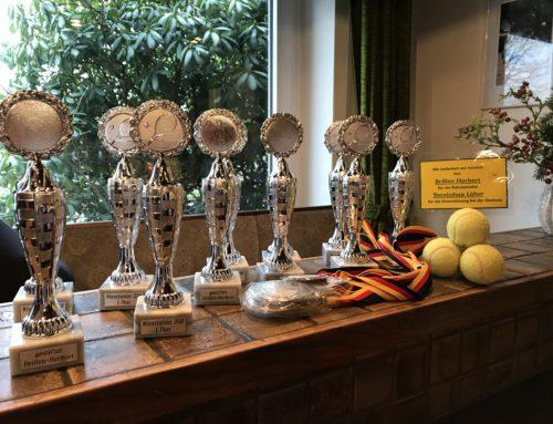 67 Nachwuchsspieler kämpfen um den Pokal beim Winterturnier der Jugend 2018