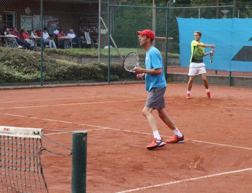 Die Tennis Stadtmeister im Herren Doppel 2018 kommen vom TC Rietberg
